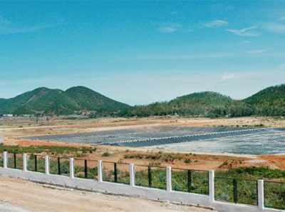 Trường Phát thi công bãi rác Nghi Yên – Nghệ An