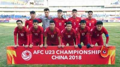 U23 Viet Nam doi hinh